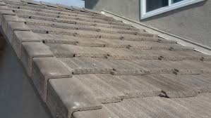 Cement Tile Roof Tile Roofing In Az Ultra Foam Roofing