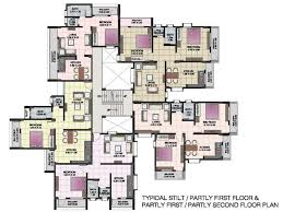 Apartments Floor Plans Design Extraordinary Studio Apartment - Apartment layout design