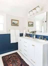 bathroom paint colors ideas 4 bathroom paint colors interior designers swear by mydomaine