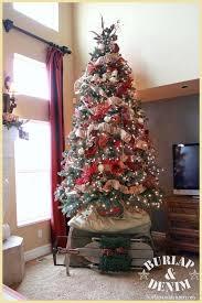 burlap christmas ribbon u2013 bazaraurorita com