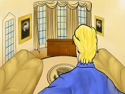Oval Office Pics How To Build A Replica Of The Oval Office 14 Steps