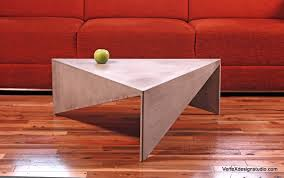 Coffee Table Surprising Triangle Coffee Table Designs Triangular - Simple coffee table designs