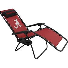 X Chair Zero Gravity Recliner Amazon Com Ncaa Alabama Tide Zero Gravity Chair 26
