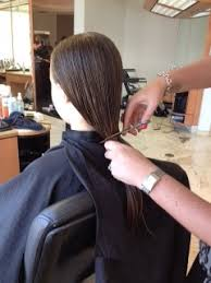 donate hair 6 lessons my tween learned when donating hair to charity between