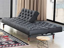 Chesterfield Sofa Beds Black Tufted Chesterfield Sofa Bed By Per Weiss