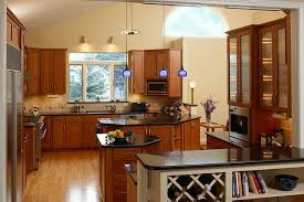 Beautiful Cherry Kitchen Cabinets For Your Kitchen PlanaKitchen - Light cherry kitchen cabinets