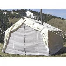 magnum canvas wall tent 12 u0027 x 14 u0027