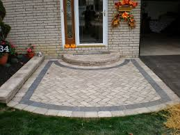 Installing A Patio With Pavers by Paver Patio Installation Cleveland Ohio Paver Patios