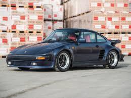 Rm Sotheby U0027s 1986 Porsche 911 Turbo U0027flat Nose U0027 Paris 2017