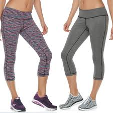 Tek Gear Plus Size Clothing Reversible Leggings That Can Transition From Day To Night Shape