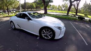 lexus lc 500 review motor trend 2018 lexus lc 500 driving impressions youtube
