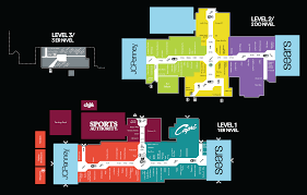 Florida Mall Floor Plan Mall Map For Plaza Carolina A Simon Mall Located At Carolina