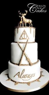 Cakes To Order Harry Potter Cake Gorgeous If I Were To Order A Cake Like This