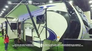 winnebago voyage 5th wheel 31rl youtube