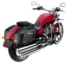 honda vtx 1300 r retro lamellar extra large shock cutout leather