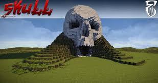 Skull Viewer Skull Mountain Minecraft Project