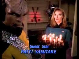 Star Trek Birthday Meme - happy birthday in klingon youtube