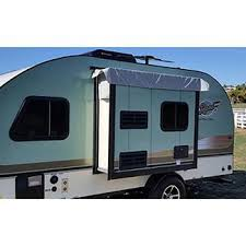 How To Make A Camper Awning Rv Slide Out Toppers Dometic Slidetoppers Sideout Kovers Rv