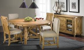 Round Dining Room Tables Yosemite Round Dining Set Haynes Furniture Virginia U0027s Furniture