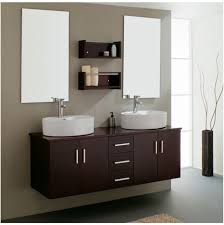 bathrooms design kohler plumbing floating sink cabinets vanities