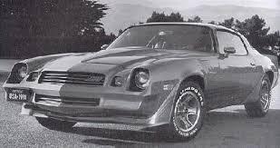 1981 Camaro Interior 1981 Camaro Data Statistics Facts Decoding Figures