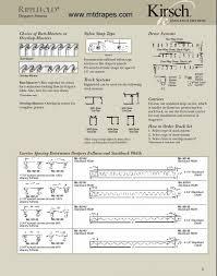 Drapery Rod Parts Levolor Swivel End Sash Single Curtain Rod And Hardware Set