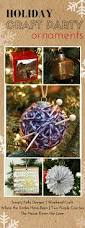 25 creative christmas crafts ornament yarn ball and craft