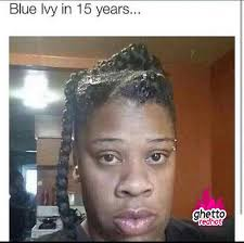 Blue Ivy Meme - blue ivy ghetto red hot