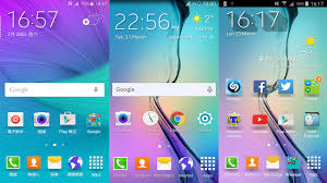 clock and weather widgets for android install samsung galaxy s6 weather widgets on any android