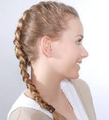 Frisuren F Lange Haare Zopf by Haartipps