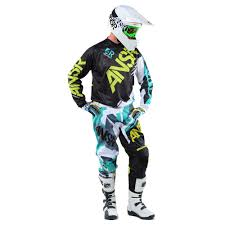 rockstar energy motocross gear answer racing elite jersey pants package