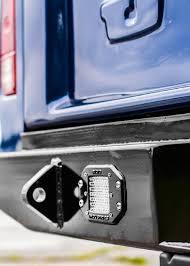 led bumper backup lights 026 jeep j20 cummins rear bumper rigid industries led backup light