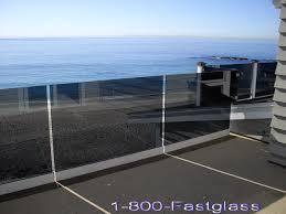 Frameless Glass Handrail Glass Frameless Shower Doors