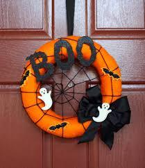 halloween door wreaths halloween 2015 2015 halloween wreaths ghosts trees and door decor