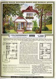 sears catalog homes floor plans tiny houses of yesteryear funny about money