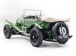 bentley classic bentley motors first le mans car to star at london classic car