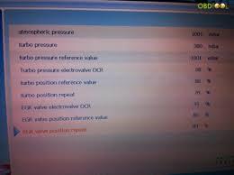lexia 3 pp2000 ecu fault code p0299 p1351 p1164 p2562 solved