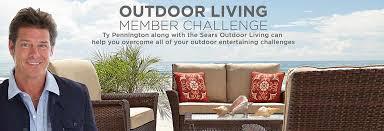ty pennington sears outdoor living sears