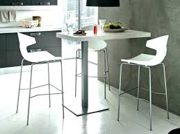 table bar cuisine design attrayant chaise scandinave ikea minimaliste excellent table haute