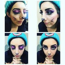 Make Up For Halloween 46 Kickass Halloween Cat Makeup Ideas For All The Feline Lovers