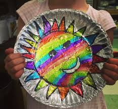 foil pendant craft for kids continue reading pendants and craft