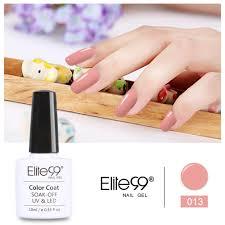 wholesale elite99 uv nails pure series gel polish 10ml base