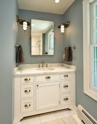 Vanity Sconce Lighting Fixtures Bathroom Ideas Modern Bathroom Wall Sconces With Single Sink