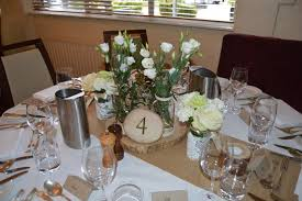 wedding centerpieces for round tables before and after rustic wedding decor the wedding expert