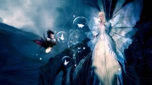 halloween background 1280 x 720 fairies wallpaper backgrounds group 78