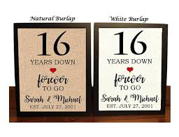 16th wedding anniversary gifts 16th anniversary gift 16th wedding anniversary gift gift