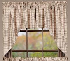 Primitive Swag Curtains Swag Curtains Primitive Quilt Shop