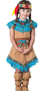 Halloween Indian Costumes Cute Indian Costume Bag Candy