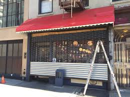 Where Can I Buy Awnings Rollup Gate Spring Repair Brooklyn