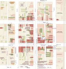 San Francisco Street Parking Map by San Francisco Japantown Map Of Japantown News And Events